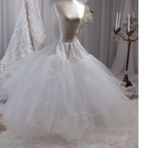 Full gown floor length slip petticoat tulle